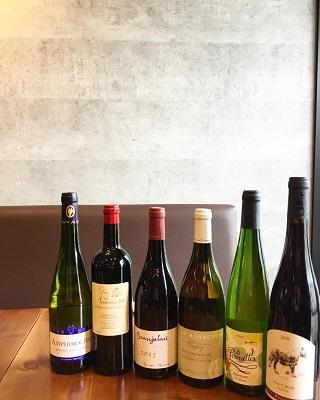 自然派ワイン入荷
