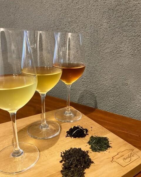 andA ビストロ 泉佐野 original tea 煎茶  ほうじ茶 紅茶 フレーバーティー